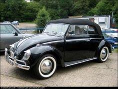 1964 Beetle Cabriolet Karmann - http://sickestcars.com/2013/05/15/1964-beetle-cabriolet-karmann/