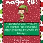 "If your students are anything like mine, the holidays tend to make them extra rambunctious. Last year, I introduced them to ""Magic Elf"" and it ..."