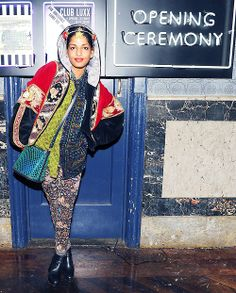 M.I.A her style, cant get over it