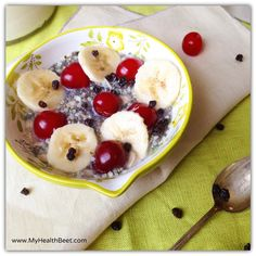 Grain & Nut-Free Muesli | My Health Beet #glutenfree #paleo #grainfree