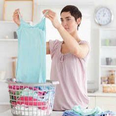 Como remover manchas amarelas da roupa (clique na foto pra + info)