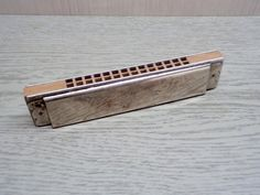 Vintage Harmonica Melodia Teddy Harmonica by GuestFromThePast