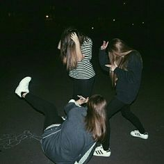 Amigas ❄ Friends ❄ Grunge