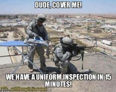 """lol, it's another """"Marine thing"""""""