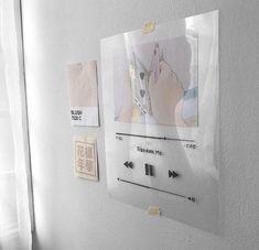 24 Ideas Music Room Interior Design Bedroom Ideas For 2019 Teenage Room Decor, Room Goals, Aesthetic Room Decor, Dream Rooms, Interior Design Living Room, Design Bedroom, Dorm Room, Room Inspiration, Bedroom Decor