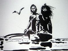 Les ailes immortelles • Afficher le sujet - Corto Maltese (Hugo Pratt)