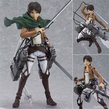 NEW MEDICOM TOY RAH No.668 Attack on Titan Eren Yeager Action Figure F//S