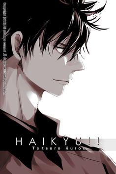 Tetsuro Kuroo | Haikyuu! | ♤ #anime ♤