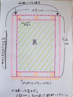 抱っこ紐カバーとよだれカバーの作り方 | いくこのナチュゆら日記