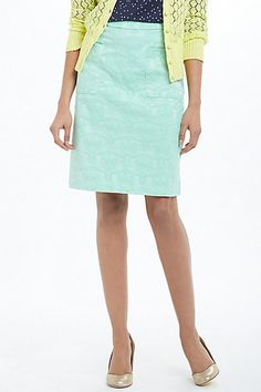 #anthropologie.com        #Skirt                    #Brocade #Pencil #Skirt   Brocade Pencil Skirt                                http://www.seapai.com/product.aspx?PID=1423223