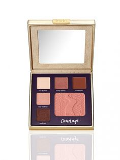 double duty beauty™ limited-edition eye & cheek palette - classic courage