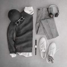 Grid from Phil Cohen Pages to upgrade your style The Stylish Man - Herren- und Damenmode - Kleidung Mode Masculine, Mens Fashion Blog, Look Fashion, Mode Outfits, Casual Outfits, Stylish Men, Men Casual, Look Man, Herren Outfit