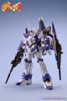 Gundam Build Fighters Honoo Customized Model Kits - Gundam Kits Collection News and Reviews