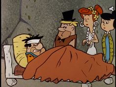 The Flintstones...an all-time cartoon fave of mine!