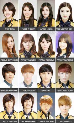 Sopa's Star Page put up Idols graduation pictures Jungkook Cute, Foto Jungkook, Foto Bts, Bts Taehyung, Bts Jimin, K Pop, Sehun, Bts Predebut, Fandom Kpop
