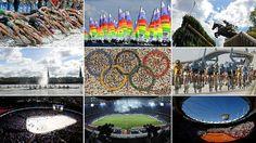 Mögliche Wettkampfstätten für Olympische Spiele in Hamburg