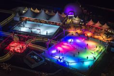 You have one more week to visit the unique #iceskating experience in the centre of #Interlaken. In the next few days there are many events going on on the #ICEMAGIC area. http://www.icemagic.ch/en/events.html Picture: Jiri Siftar