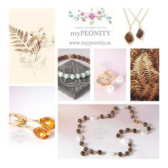 falling leaves and rising jewelry | myPeonity.at Falling Leaves, Hello Autumn, Fall Trends, Autumn Leaves, Bracelets, Jewelry, Fashion, Semi Precious Beads, Fine Jewelry