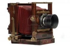 Old Wooden Camera. Not easy to use, not easy to print. But it's Classic and Stylish. It has history by the way. #vintage