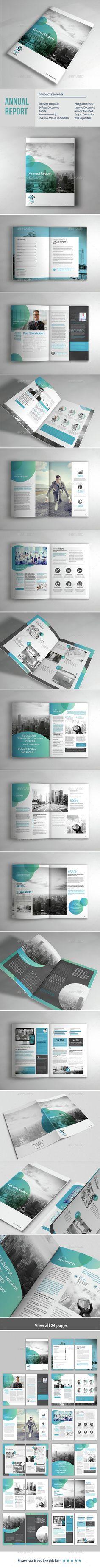 Business Brochure Template InDesign INDD. Download here: http://graphicriver.net/item/business-brochure/14947675?ref=ksioks