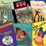 Guest columnist Alexandra Gomez rounds up distributors offering Spanish-language and bilingual materials with highlights from their recent titles.