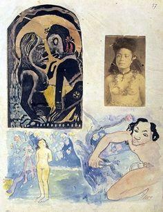 Paul gauguin NOA NOA