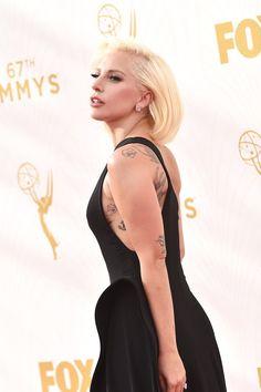 Wait . . .THAT'S Lady Gaga?