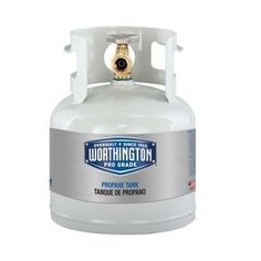 Worthington 281149 Steel Propane Cylinder With Type 1 With Overflow Prevention Device Valve Worthington This should be easier to drag around the yard torching weeds than my 5 gallon BBQ tank! Camping World, Camping Gear, Camping Bbq, Camping Cooking, Outdoor Cooking, Manchester, Propane Cylinder, Infrared Grills, Bbq Tools