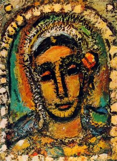 rouault | Georges Rouault - an artist monograph by Pierre Courthion - ז'ורז ...