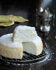 TORTA DI ALBUMI ricetta dolce sofficissimo senza burro e senza olio