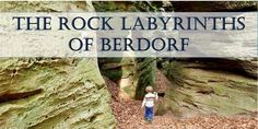 The rock labyrinths of Berdorf – The adventures of Daisy the bus
