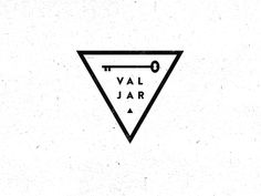 By Valerie Jar / logo / repinned on Toby Designs