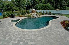 Pavers for your pool