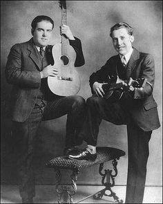 Wilbur Ball and Cliff Carlisle
