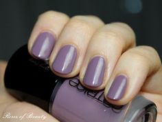 Catrice Put Lavender On Agenda #catrice #purple #nailpolish