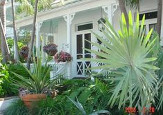 Typical home in Key West, FL