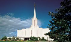 Jordan River Utah LDS Temple.  Attended here as a youth. LDS are also known as Mormons or The Church of Jesus Christ of Latter Day Saints