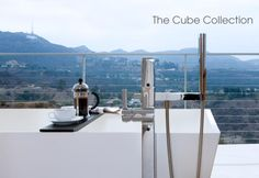 Cube Collection   WETSTYLE Contemporary Bathtubs, Wet Style, Vessel Sink, Bathroom Furniture, Home Projects, Luxury Homes, Cube, Modern, Sinks