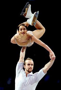 Ksenia Stolbova and Fedor Klimov–2016 World Championships Gala