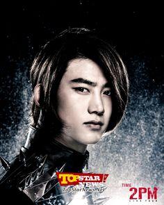 투피엠(2PM), 두 번째 투어 콘서트 2PM Tour 2012 'What time is it?' 앞두고 포스터 컷 순차 공개 [KPOP]
