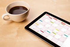 How to create an editorial calendar for your non-profit's blog
