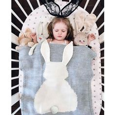 Now available on our store: Baby Knitted Soft.... Check it out here http://amazingheightsonline.com/products/baby-knitted-soft-blanket-wrap-with-big-rabbit-ears?utm_campaign=social_autopilot&utm_source=pin&utm_medium=pin.  Earn points for every dollar you spend.