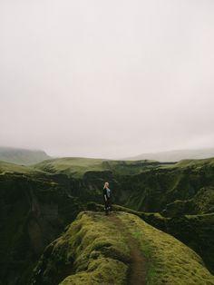 sarah cusson | fjaðrárgljúfur canyon, iceland. // vsco grid