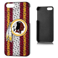 NFL Washington Redskins iPhone 5/5S Polymer Snap Case, Multicolor
