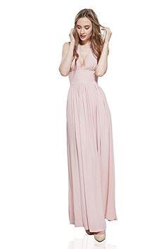 e2b324b652 Sleeveless V-neck Maxi Dress Valeria By Nothing But Love (4