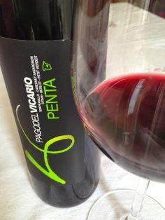 PENTA 2009 de PAGO DEL VICARIO  Un vino de seiscientos kilos, masticable y que te deja pensando. Rico.