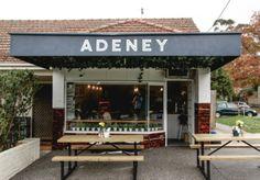 Adeney Milk Bar cafe, Melbourne