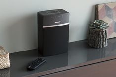 Bose® SoundTouch® 10 wireless speaker- Give dad the gift of great sounding music with hassle free set-up. The SoundTouch® 10 is easily set up in minutes and the app walks dad through the set-up process, so he can start listening to his music faster. Shop Bjorn's, just Bjorn's for the Bose® SoundTouch® 10 wireless speaker.