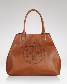 Tory Burch Tote - Stacked Logo Large | Bloomingdale's
