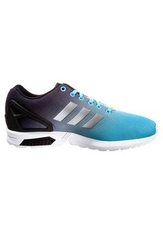 huge selection of 9be6e f3a62 Adidas Neo Shoes, Adidas Originals Zx Flux, Cushioned Running Shoes, Zx  Flux Noir